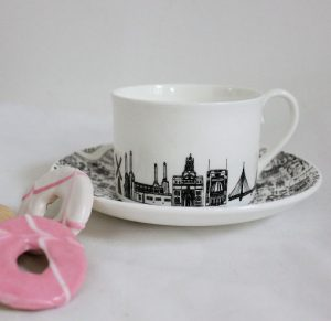 South-west London Tea set