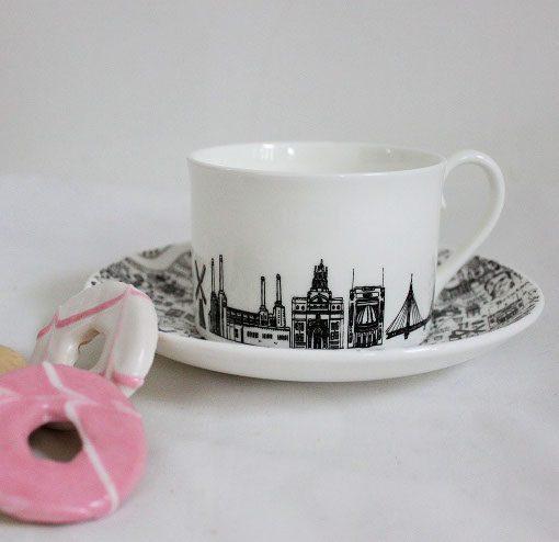 South-west London Tea set