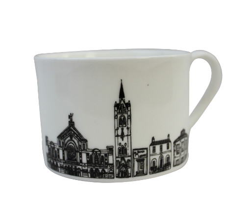 North London Teacup by House of Cally