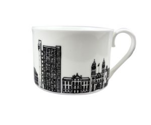 West London Teacup by House of Cally