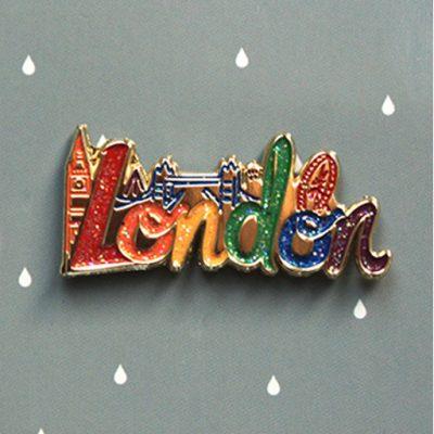 Rainbow London Badge