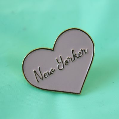 New Yorker Badge by House of Cally