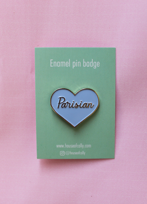Parisian Badge by House of Cally