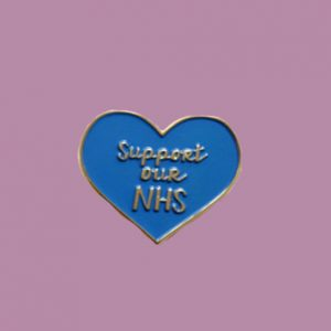Support Our NHS badge