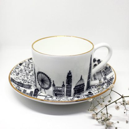 Central London Special Edition Tea Set by House of Cally