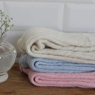 Alpaca Wool Bed socks by House of Cally