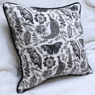Flora and Fauna Cushion Covers by House of Cally