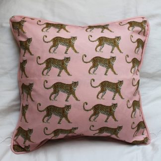 Roaming Leopard Cushion Covers by House of Cally
